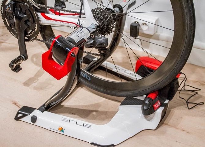 Cykeltrainer Elite Qubo Power Smart