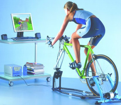 cykeltrainer-virtual-reality